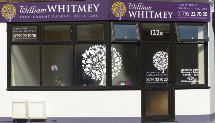Whitmey Funeral Home