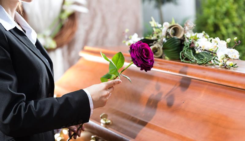 Whitmey Funerals Coffins