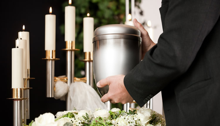 Whitmey Funeral Urns