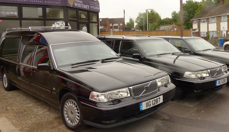 Whitmey Funeral Vehicles2