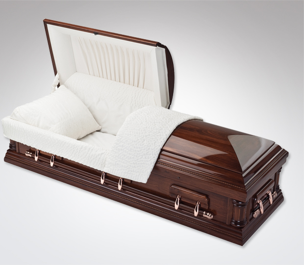 Provincial Coffin