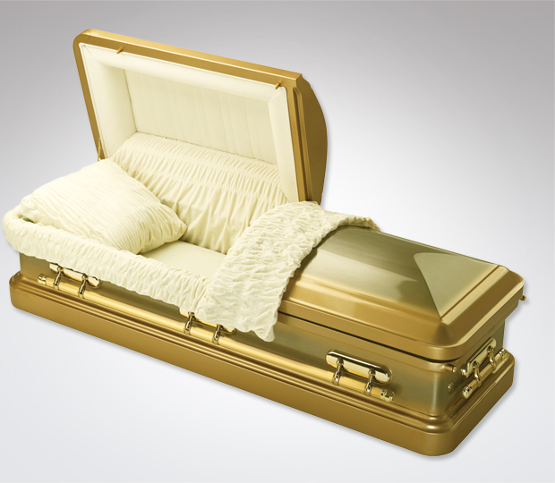 Roman Gold Coffin