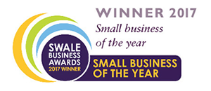 SWALE Business Awards 2017 winner